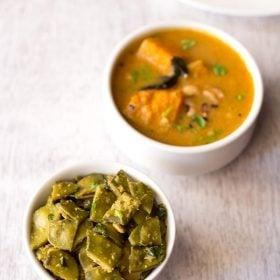 papdi bhaji recipe