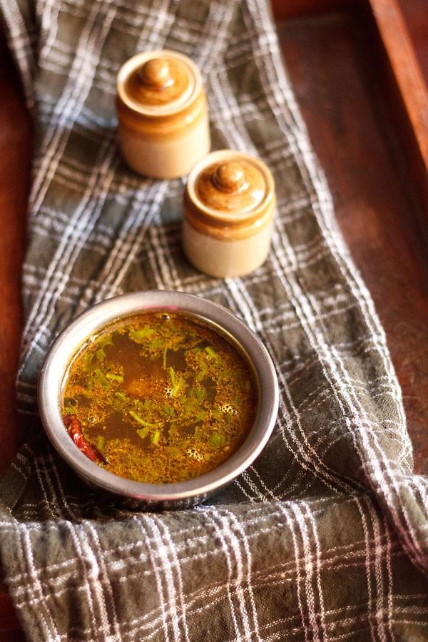 rasam recipe, how to make rasam without rasam powder | rasam recipes
