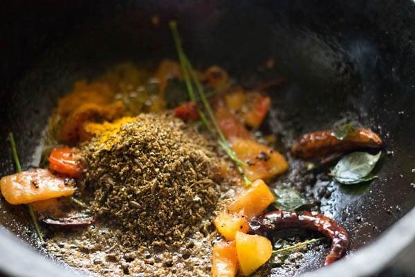 spices to make rasam recipe