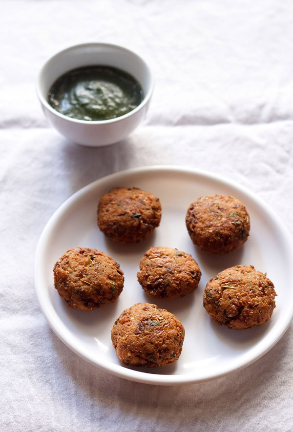 chickpea fritters recipe, chickpea vada recipe