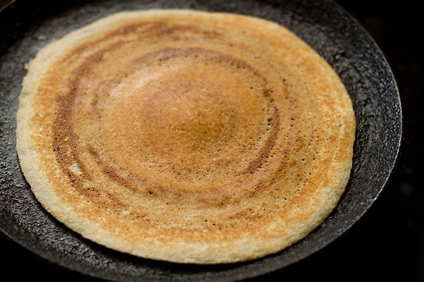 easy dosa recipe made with rice flour urad flour
