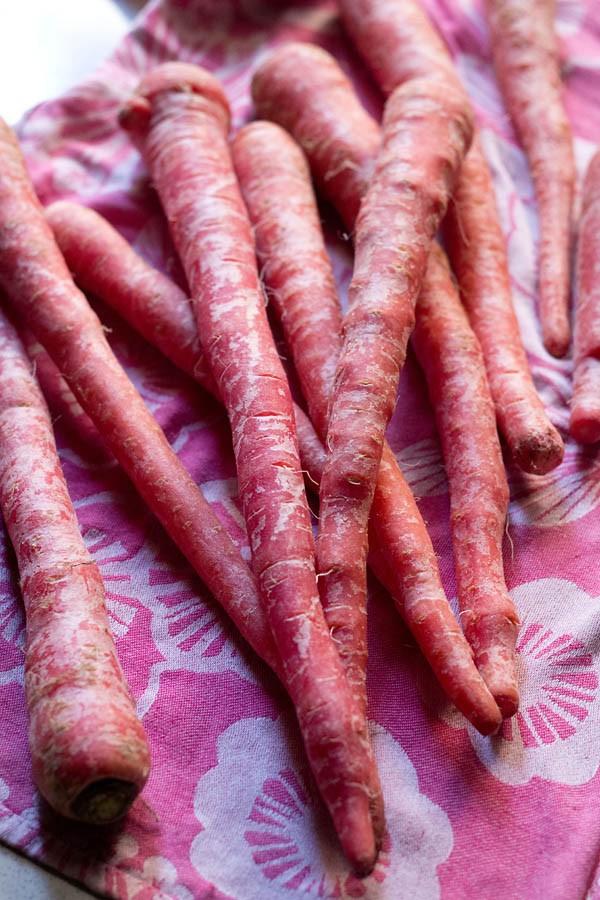 gajar, carrots