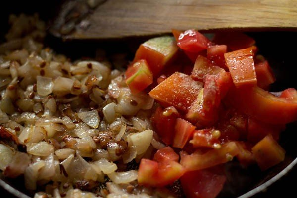 tomatoes for onion tomato chutney recipe