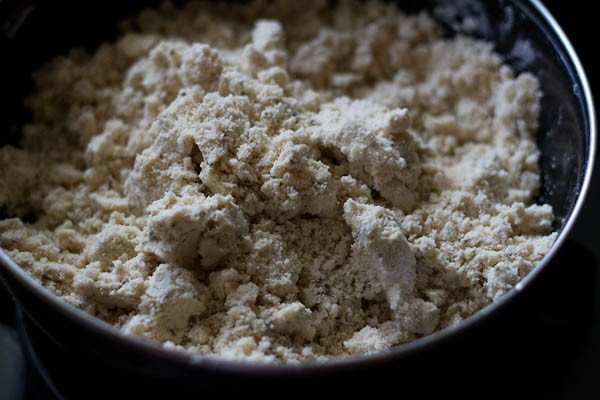 flours for making papdi recipe