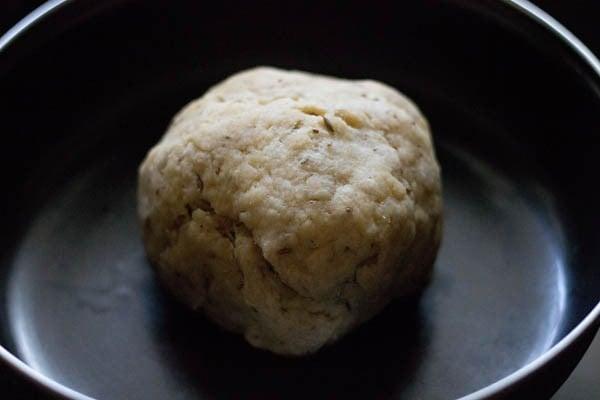 dough for making papdi recipe