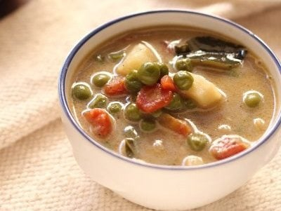 vegetable stew recipe