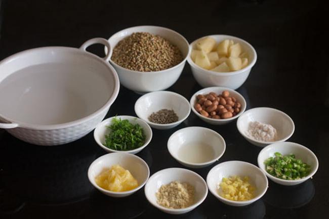 buckwheat khichdi recipe