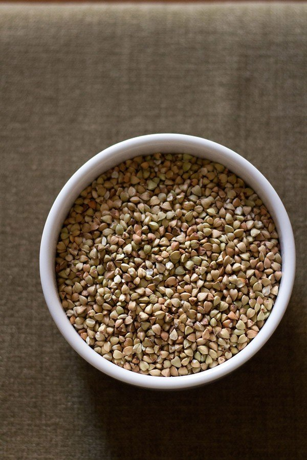 how to cook unroasted buckwheat