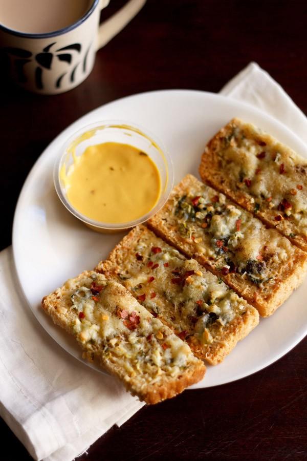 Breakfast Garlic Toast Recipes — Dishmaps
