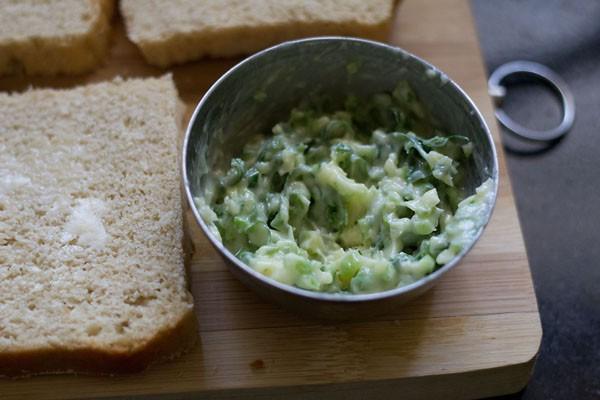 cheese garlic mixture for toast recipe