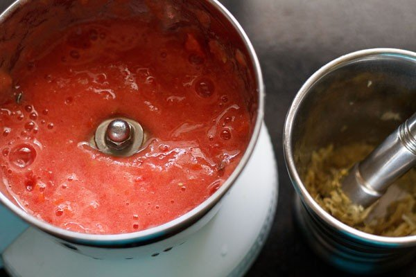 tomato puree for dal bukhara recipe