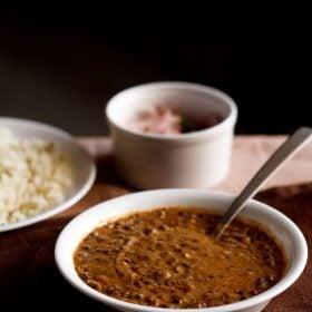 dal bukhara recipe