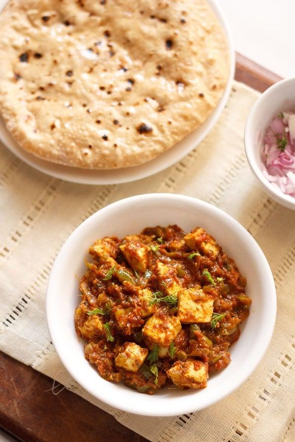 Tawa paneer masala recipe easy and quick paneer tava masala recipe forumfinder Image collections