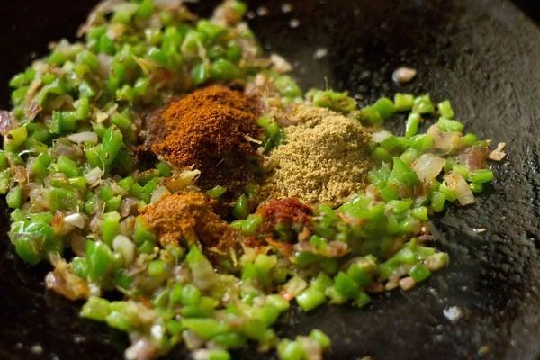 spices for tawa paneer masala recipe