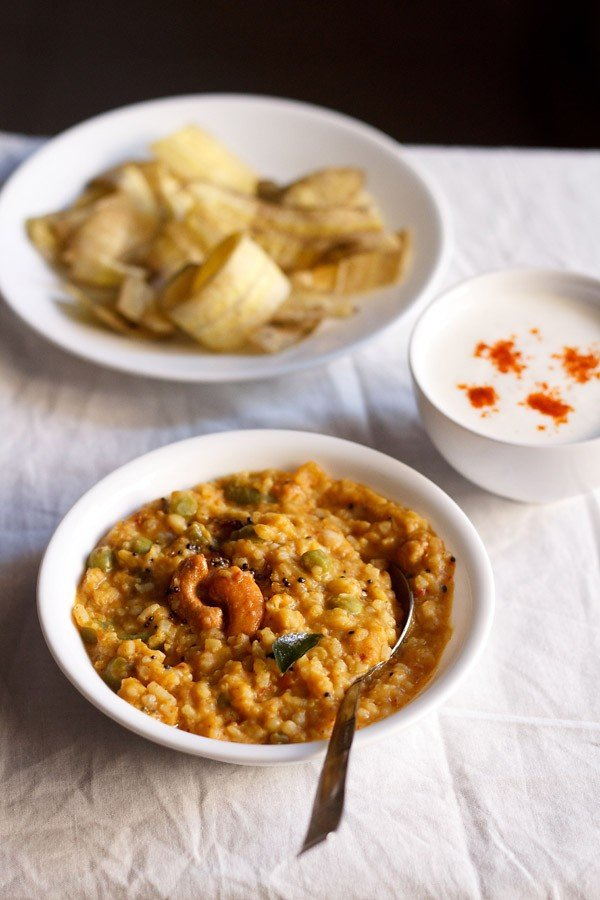 bisi bele bath recipe, how to make bisi bele bath recipe at home