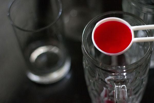rose syrup for falooda recipe