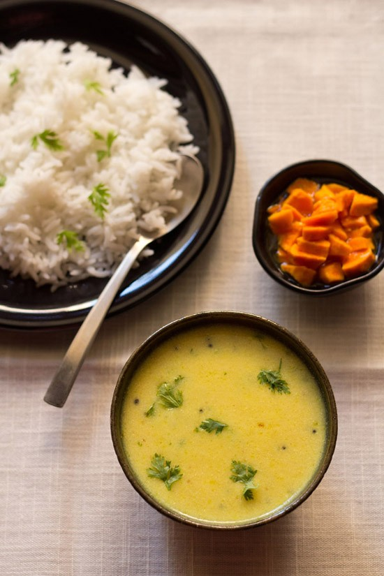 maharashtrian kadhi recipe