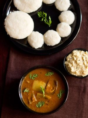 tiffin sambar, idli sambar, hotel sambar