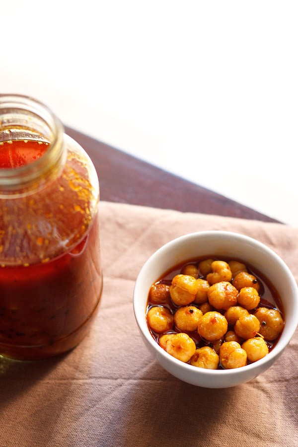 harfi achaar recipe, gooseberry pickle recipe