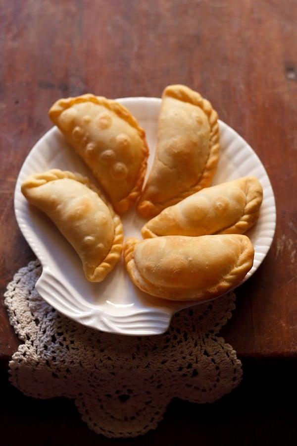 Karanji Recipe How To Make Karanji Recipe