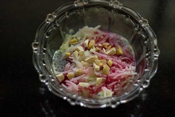 making kulfi falooda recipe