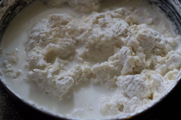 making mawa cake recipe