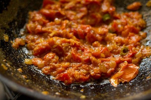 matar mushroom recipe, how to make matar mushroom masala recipe