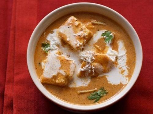 paneer makhanwala recipe