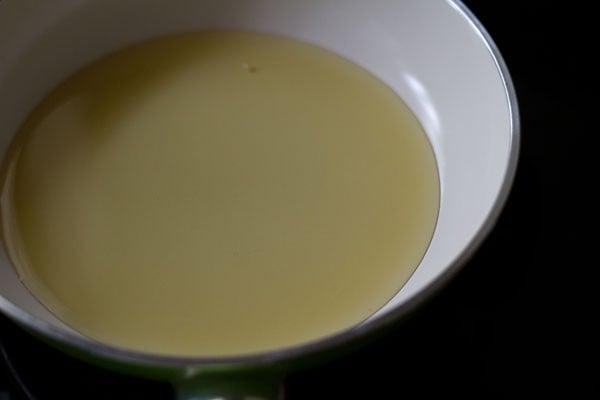 oil for schezwan sauce recipe