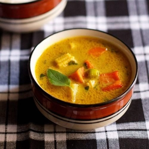 thai yellow curry recipe