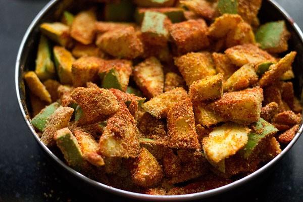 mix mango pickle masala