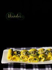 khandvi recipe, how to make khandvi recipe