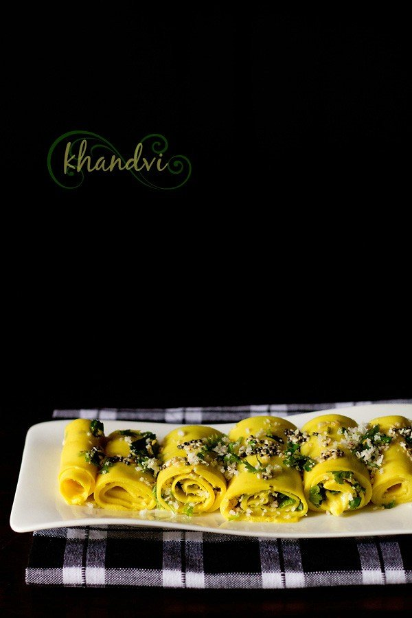 Khandvi recipe soft melt in the mouth delicious gujarati khandvi khandvi recipe soft melt in the mouth delicious gujarati khandvi recipe forumfinder Image collections