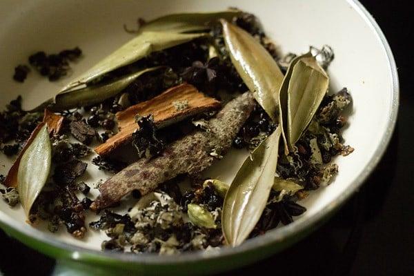 aromatic spices for Maharashtrian goda masala recipe