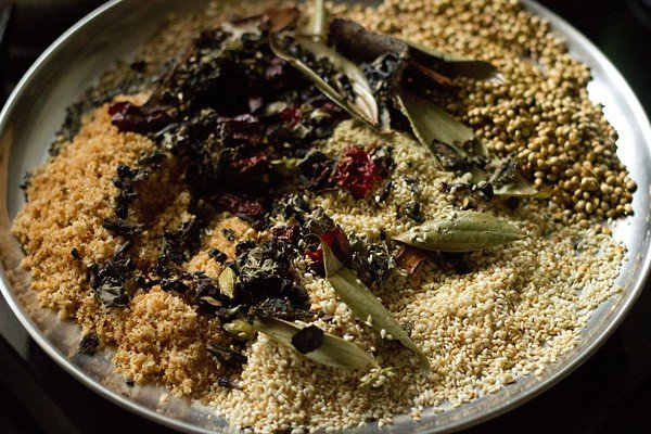 goda masala spices