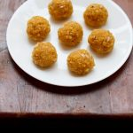 motichoor ladoo recipe, how to make motichur laddu recipe | ladoo recipes
