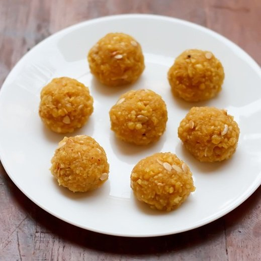 Motichoor Ladoo Recipe How To Make Motichur Laddu Motichur Ke Ladoo