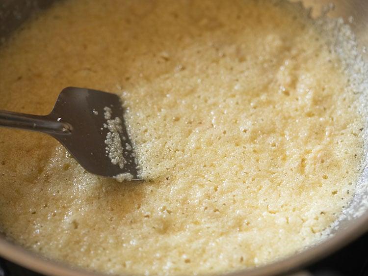 frying suji