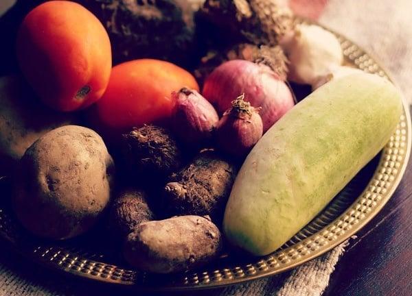 vegetables name | indian vegetables name in english | list