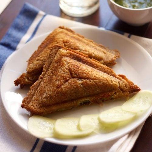 cheese sandwich recipe | cheese toast sandwich recipe