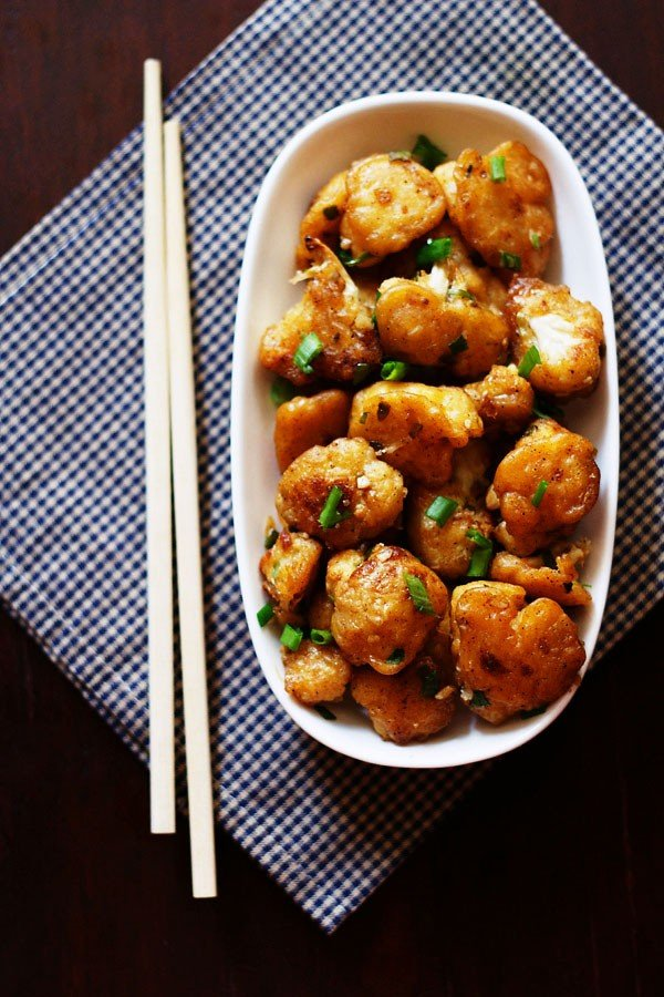 Gobi manchurian dry recipe easy indo chinese dry gobi manchurian gobi manchurian dry recipe easy indo chinese dry gobi manchurian recipe forumfinder Images