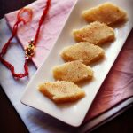 coconut barfi recipe, easy & tasty coconut barfi recipe with condensed milk