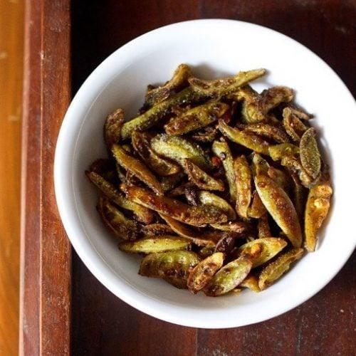 kantola fry recipe, kakrol fry recipe, kakora fry recipe