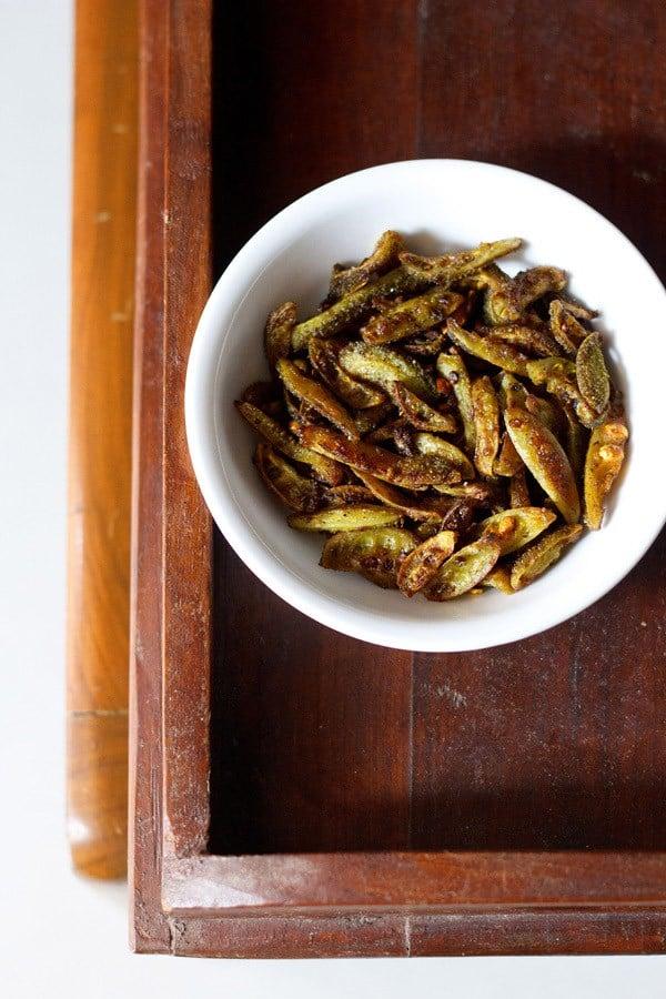 kantola fry recipe