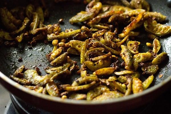 fried kantola, fried kakrol