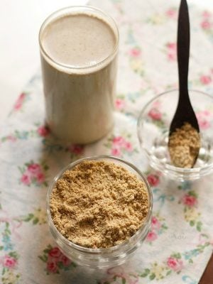 masala milk powder recipe, masala milk powder