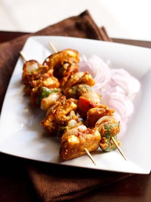 paneer tikka recipe
