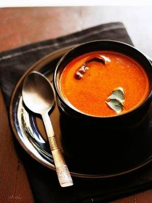 tomato curry recipe, tamatar curry recipe