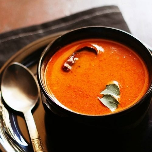 tomato curry recipe, tamatar curry recipe