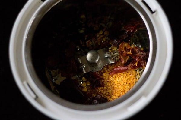 spices to make achari paneer tikka
